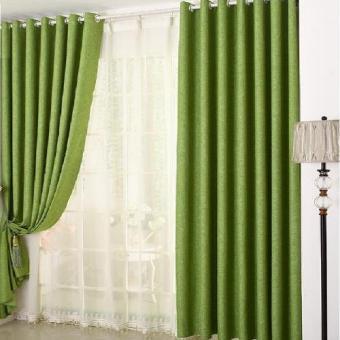 Rainbow Gordyn Textured Green