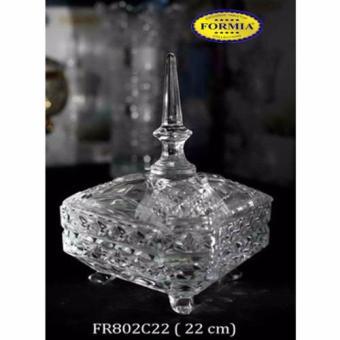 Harga Formia Toples Clear Box FR802C22 - 1pcs
