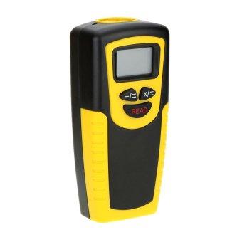 18m Digital Meter Range Finder with Laser Point - intl