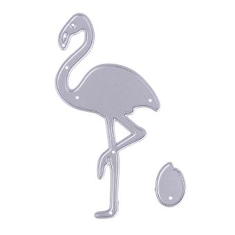Flamingo pemotongan logam mati untuk DIY buku tempel foto Album dekoratif - Internasional