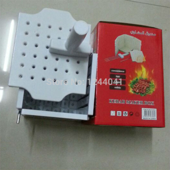 Holes Rapid Wear Meat Kebab Maker Box with 36 Holes Outdoor Grilling Cooking Roasting BBQ Party Kitchen Tool - intl