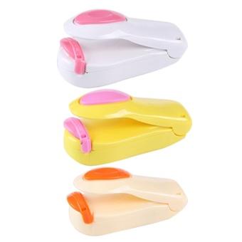 Harga Oh mesin portabel mini penyegelan rumah perjalanan panas tas plastik penutup Impluse krem dan Jeruk