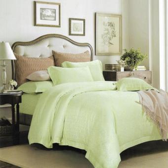 Depo Sprei dan Bed Cover arrow Light Green