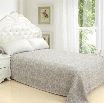 Modern fashion environmental health cool summer The cotton towel quilt 150 * 200cm - intl