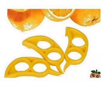 Pengupas Kulit Jeruk Praktis /Alat Kupas Jeruk (Orange Peeler)