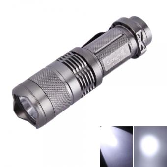 Nf-555 CREE Q3 350LM 3-Modes 3W Flashlight Electric Torch