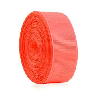 1 Roll Satin Ribbon Craft Wedding Supply Party Peculiar38mmfluorescent - intl