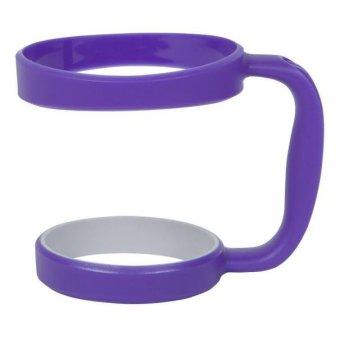 30 Oz Stainless Steel Insulated Tumbler Mug Handle - intl