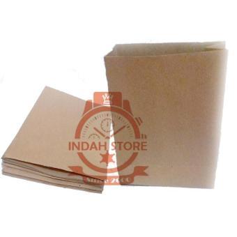 paper bag / clothing bag / gift bag / bag Natural INDH
