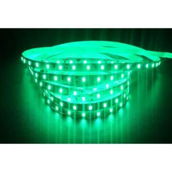 5730 / 5630 LED Strip 12V Luminus Lampu Selang LED Strip Plafon Hijau