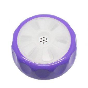 LED Automatic Voice Activated Sensor Night Light - AA-LX002 - Ungu
