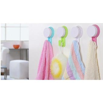 Harga HOLYWINGS - Gantungan Hook Tempel Dinding / Gantungan Handuk Baju - Multicolour