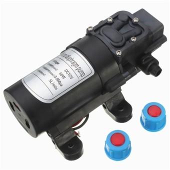 Harga DC 12 V 0142 Motor tekanan tinggi diafragma diri cat dasar pompa air 5 liter