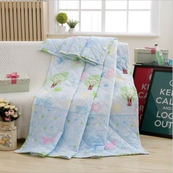 Fashion modern and gentle cool and healthy sunny quilt200*230 - intl