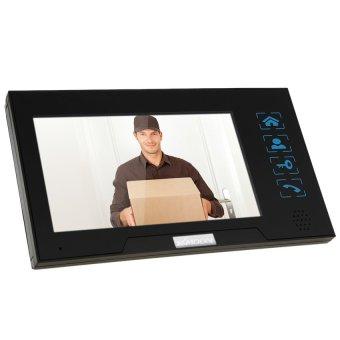KKMOON 7�x9D Video Door Phone Intercome Doorbell Touch Button RemoteUnlock Night Vision Rainproof Security CCTV Camera HomeSurveillance TP02K13 - intl