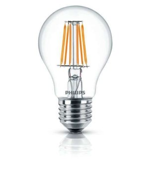 Philips LED Classic 7.5W A60 E27 Dimmable - Cahaya Kuning