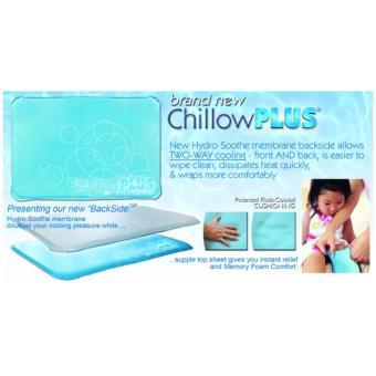 ^^ NYAMAN SEHAT^^ NO 1 - Chillow Pillow Bantal sehat dingin cool ice mats Cooler Cooling