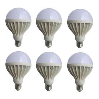 Led Bohlam Lampu 18 Watt 6 pcs - Hinomaru - Hemat Energi