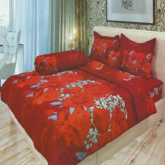 Lady Rose Sprei Queen Motif Velvet 160x200 cm