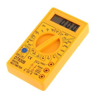 Electric Digital Multimeter Tester Checker - intl