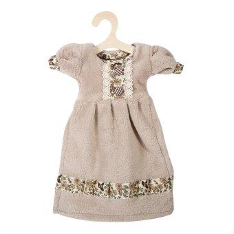 Harga Home Princess Skirt Dress Hand Towel with Hanging Hook Beige - intl