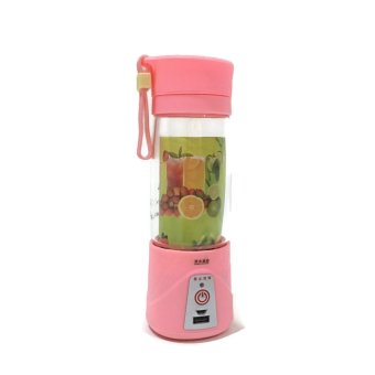 ... Rechargeable Battery Pink Source beli LvLing Shake N Go. Source · Harga Seniora's USB Portable Rechargable Electric Juice Cup- Glass Cup 380 ml-Pink