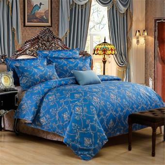 Flowers Double Size Bed Sets Pillowcase Quilt Duvet Cover