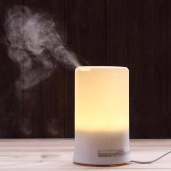 Harga Ultrasonic Mini LED Essential Oil Air Humidifier Aromatherapy Aroma Diffuser