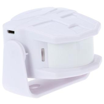 Harga Sensor inframerah nirkabel MP3 selamat datang Tamu bel Sensor gerak Alarm detektor - internasional -