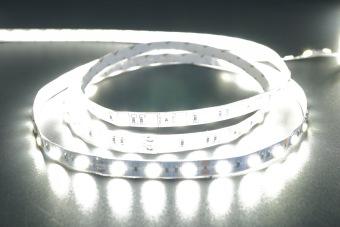 LED Strip 12V P5050 16 -18 Luminus Lampu Selang LED Strip Plafon 5m FULLSET