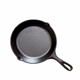 Universal Housewares Pre-Seasoned Cast Iron Skillet 16 cm - intl