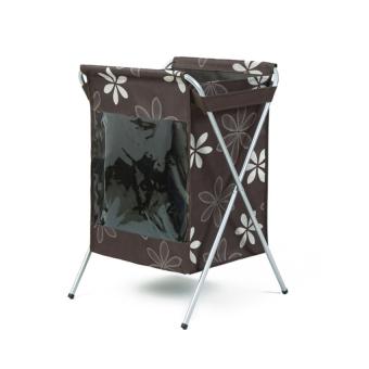 HKS Fold Laundry Basket (Brown)