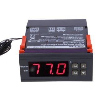 WILLHI Digital pengontrol suhu Fahrenheit 110 V - 22 ℉ untuk 572 ℉ - Internasional
