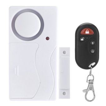 Vococal Wireless Home Sensor Magnetic Security (White)