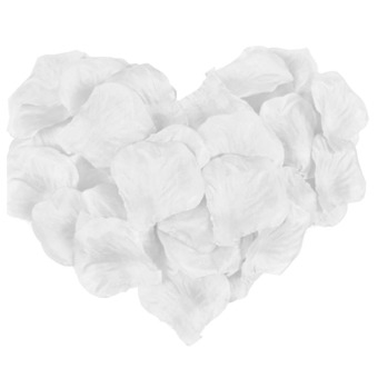 Harga 100pcs Silk Rose Petals Party Wedding Decoration Artificial Fake Flower