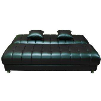 Ken Living Sofa Bed Ultra - Hitam Jabodetabek Only