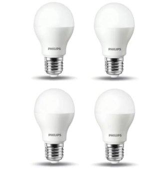 Philips LED 18 Watt Generasi Terbaru - Putih - 4 Buah