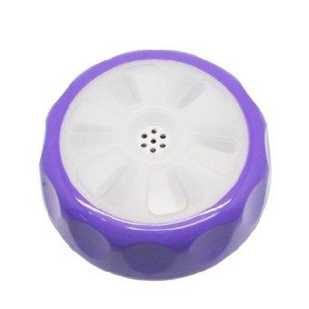 LED Light Automatic Voice Activated Sensor Night Light - AA-LX002 - Ungu