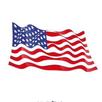 3x5ft American Flag US Banner Sewn USA Stripes Embroidered Stars Spangled Banner - intl