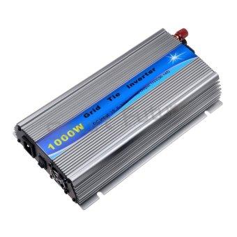 1000W Grid Tie Inverter DC20-45V to AC190V-260V Workable for 24V, 30V, 36V Solar Panel - intl