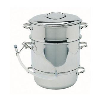 Mehu-Liisa - Stainless Steel Steam Juicer & Food Steamer - 11 liter - intl