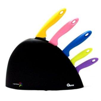 Oxone Pisau Set Rainbow OX606
