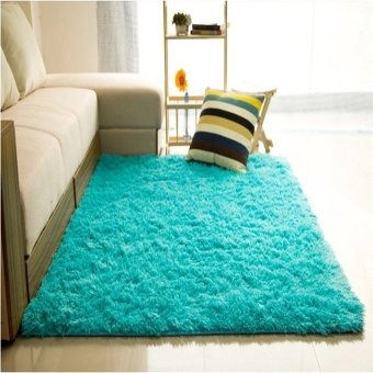 Harga Ramus Antislip Karpet Tikar/Karpet Penutup 80 cm x 120 cm Biru