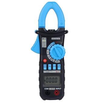 akerfush Auto Ranging Clamp Meter AC DC Current Voltage Multimeter - intl