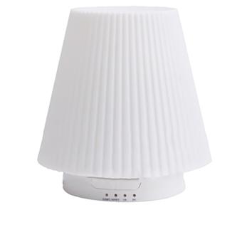 Minyak aromatherapy penyebar kabut Mini portabel udara ultrasonik Humidifier dengan 7warna lampu LED yang berubah-ubah dan tanpa Air mematikan otomatis