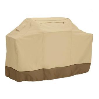 Harga niceEshop Waterproof BBQ Cover Gas Grill Cover UV Protection Dust Proof BBQ Cover Gas Barbecue