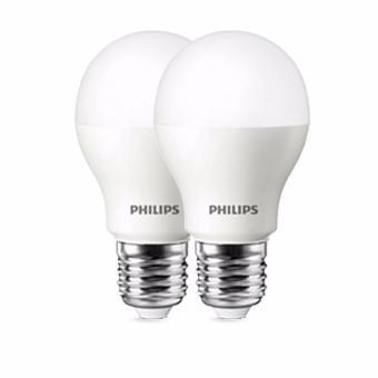 PHILIPS Bohlam Lampu LED - (Kuning) [10.5 W - 2 Pcs]