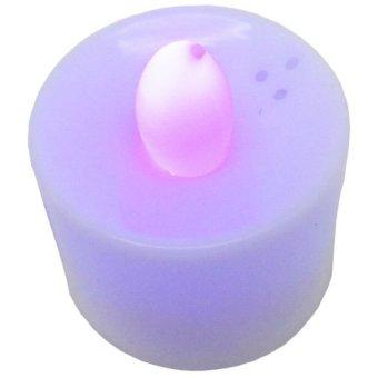 LED Candle - AA-HJ-0009A - Biru