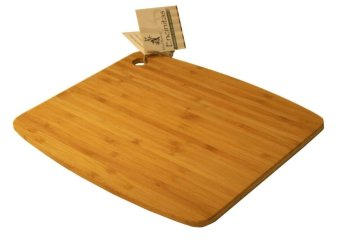 Island Bamboo CA8MG Cuisin-Aire Cutting Board, Mini, 20.3cm by 15.2cm - intl