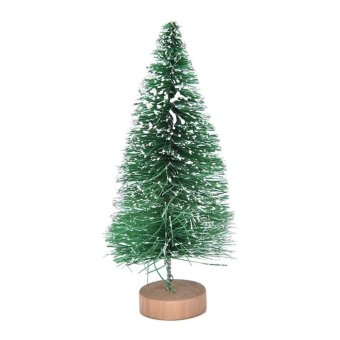 Christmas Decor Mini Tree Holiday Festival Gift Party Office Ornament Decor - intl
